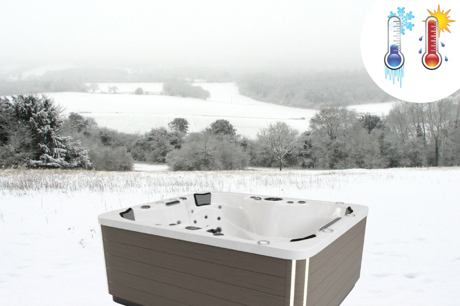 British Hot Tub Feature | Freeze Protection