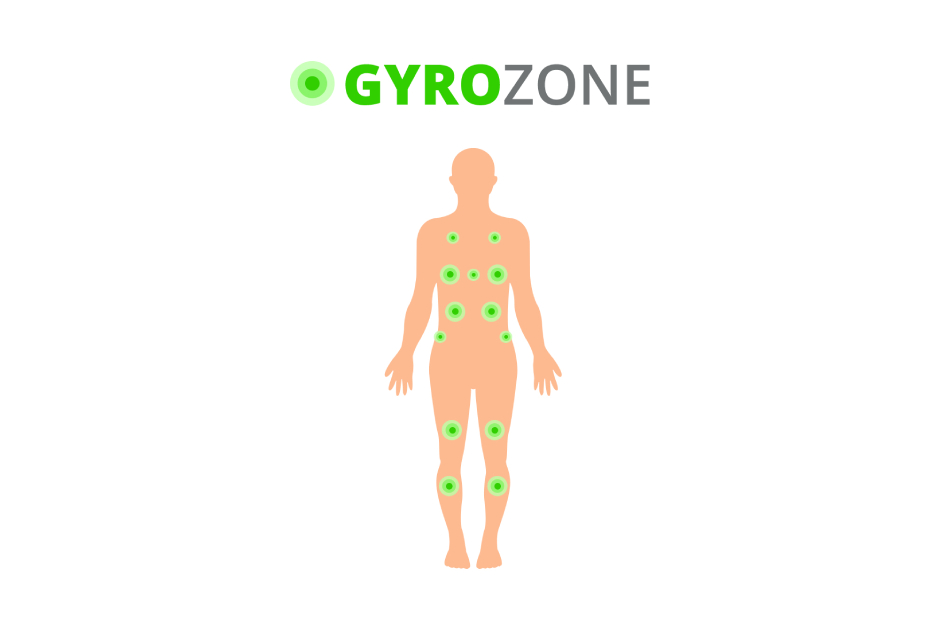 British Hot Tub Feature | Gyro Zone Massage