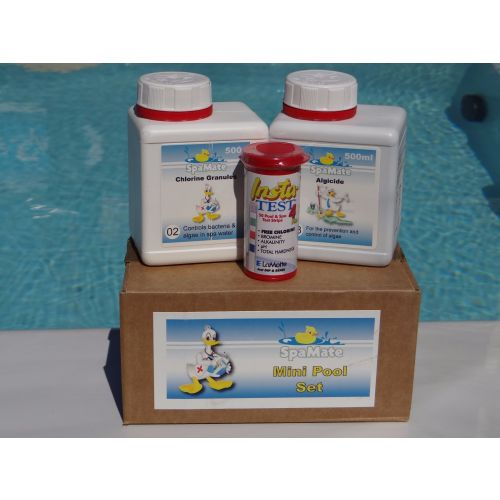 British Hot Tub Feature | Chemical Starter Pack